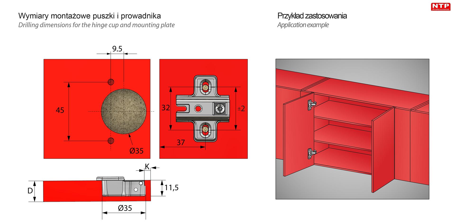 ZP29-H6E Przykład zastosowania