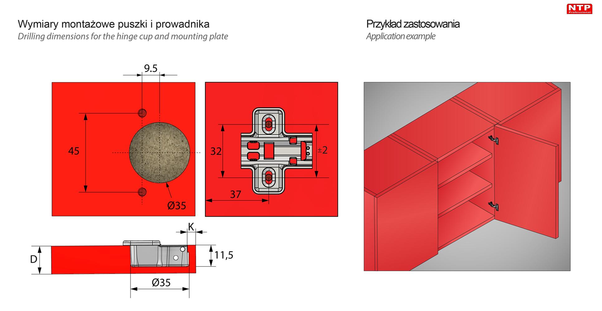 ZPC01-H0 Przykład zastosowania