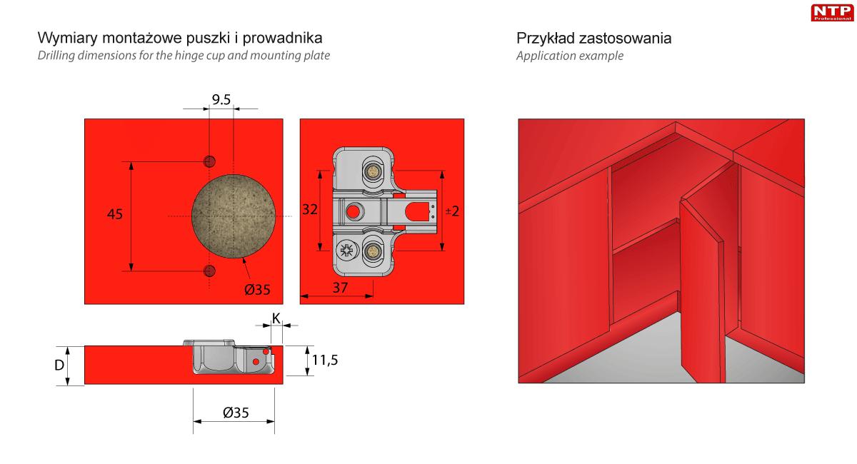 ZPC25R-H2R-1Z Przykład zastosowania