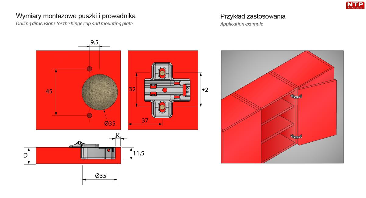 ZP04-H2E przykład zastosowania