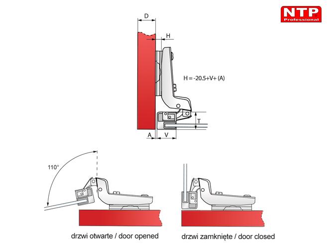 ZA23-H0 rysunki tech
