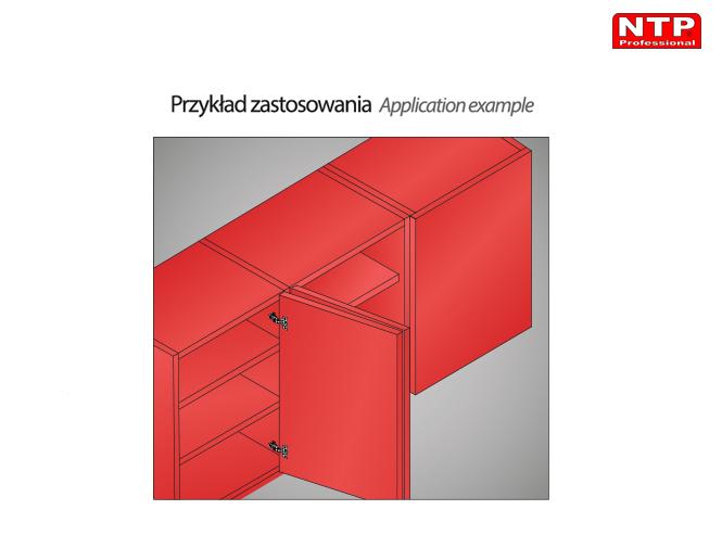 ZPCS02-H0-2Z Przykład zastosowania