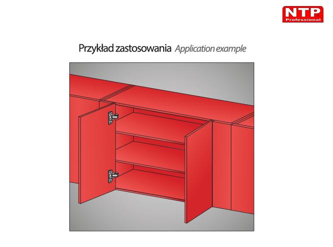 ZPCS08-H2 Przykład zastosowania